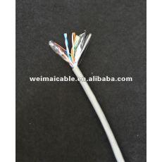 Lan cable / cable de comunicación / UTP Cat5e lan cable con aprobación UL WM0123D