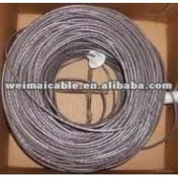 لان الكابل شبكة cat6 wm0123m لان الكابل