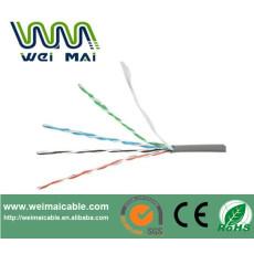 Fábrica LAN CABLE FTP CABLE de la computadora CAT6 con alta calidad WML1766