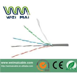 مصنع لان الكابل ftp كابل الكمبيوتر cat6 wml1766 ذات جودة عالية