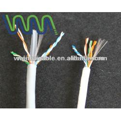UTP CAT6 الكابل LAN 23awg/24awg WM0359M FTP CAT6 الكابل LAN