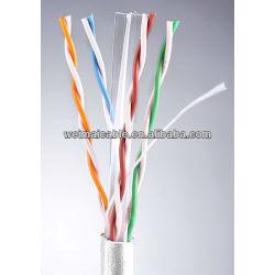 كابل الاتصالات( cat6 ftp) wm0387m لان الكابل