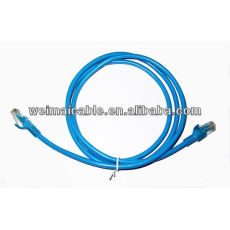 Utp / FTP / SFTP CAT6 WM0551M CAT6 lan cable