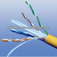 Lan cable cat6 UTP 23awg / 24awg WM0397M