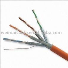 Cat7 Lan Cable eléctrico Cable de