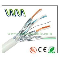 cat7 لان أسلاك كهربائية كابل 01 المصنوعة في الصين