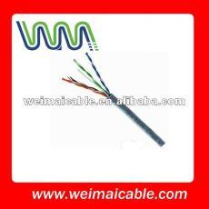 Lan cable UTP Cat5e exterior 4 par cable de red WM0021D
