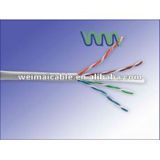 Lan cable UTP Cat5e exterior 4 par cable de red WM0022D