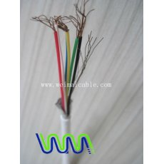 cat7 لان أسلاك كهربائية كابل 6398 المصنوعة في الصين