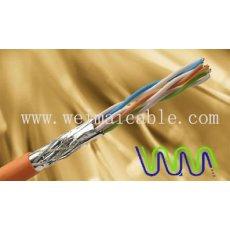 أدلى CAT7 لان الأسلاك الكابلات الكهربائية في الصين 6391