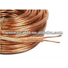 Baja emisión de humos cero halógeno Cat7 cable Lan WM0228D