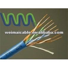 Lan cable UTP Cat5e exterior 4 par cable de red WM0030D