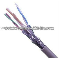 Lan CAT7 Cable FTP red de alambre WM0183M Lan Cable