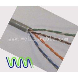 cat7 لان أسلاك كهربائية كابل 6393 المصنوعة في الصين