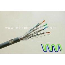 cat7 لان أسلاك كهربائية كابل 6396 المصنوعة في الصين