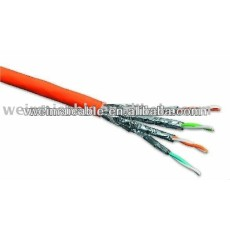 Lan CAT7 Cable FTP red de alambre WM0363M Lan Cable