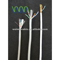 Cat7 Lan Cable eléctrico Cable de made in china WM0178D