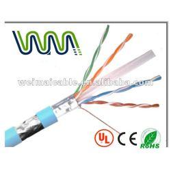 انخفاض الهالوجين صفر الدخان cat7 wm0143d لان الكابل