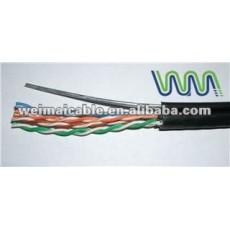 Cat7 Lan Cable eléctrico Cable de WM0250D vga de extremo a extremo Lan Cable de conexión