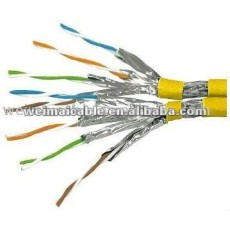 Cat7 FTP Lan Cable de red Cable WM0129M Lan Cable