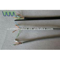 cat7 لان أسلاك كهربائية كابل wm0047d المصنوعة في الصين