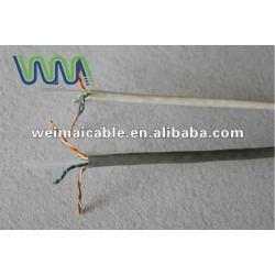 WM0044D LAN كابل UTP Cat5e في الهواء الطلق 4pair شبكة الكابل