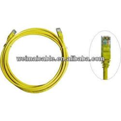 CAT7 أسلاك الشبكة UTP / FTP WM0430M LAN الكابل
