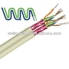 Lan CAT7 Cable FTP red de alambre WM0182M Lan Cable