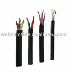 Гибкая р . в . мощность Kable электрический провод