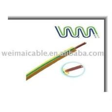 Sin blindaje de un solo núcleo de red Flexible de RV Cable