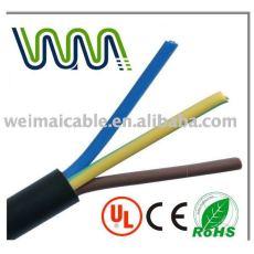 Construcción de bajo voltaje Flexible RVV Kable