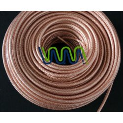 Rv / RVV de goma Flexible de alambre / cable 17