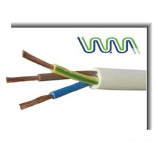 Conductor de cobre funda de goma Flexible Cable WM0532D