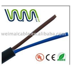 Conductor de cobre funda de goma Flexible Cable WM0540D