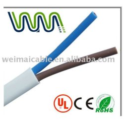 الساخنة-- بيع المطاط مغمد الكابل المرن wm0548d الكابلات المرنة