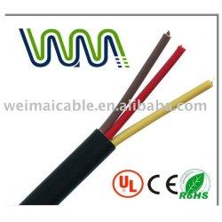 Venta caliente de caucho enfundado Cable Flexible WM0560D
