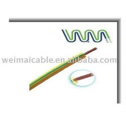 300/500v aislados con goma y la vaina de cable flexible wm0581d