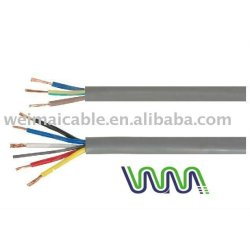 Linan fabricante flexible cable rvv wml1554