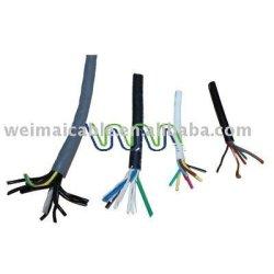 RVV esnek güç kabloları 3 çekirdek fc-02