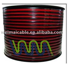 Rv / RVV de goma Flexible de alambre / cable 16