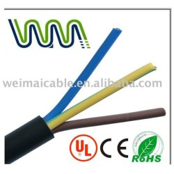 Rvv cable flexible muy barato hechas en china1236