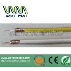 18AWG RG6 cable coaxial de cobre 13090205C