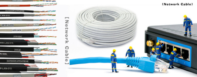 Coaxial Cable   Network Cable   Fiber Cable