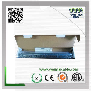 Patch Panel CAT5E-02