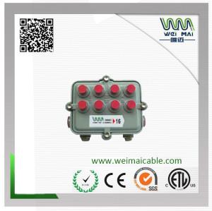 outdoor Splitter (8-way Tap) Half Power Pass
