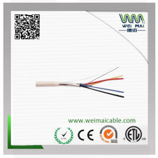 Alarm Cable Shielded 4×0.5mm Cores