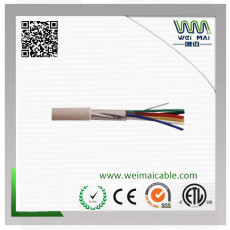 Alarm Cable Shielded 6×0.5mm Cores