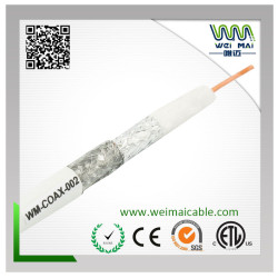 Coaxial Cable RG6 95% Braiding 75ohm china manufacturer supplier