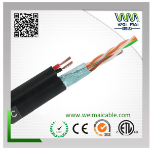 LAN CABLE 2POWER FTP CAT5E  4PAIRS 24AWG BC
