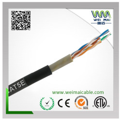 ETHERNET CABLE outdoor Cat5e Double Jacket China Manufacturer supplier